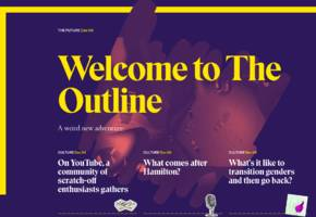Ex-Bloomberg and Verge editor Josh Topolsky has launched his new media venture 'The Outline'