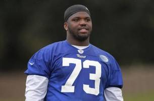 Rams' Greg Robinson Bounces Back in Week 13 After Benching