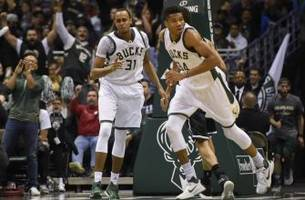 Milwaukee Bucks Player of the Week (Nov 27. - Dec 3.)