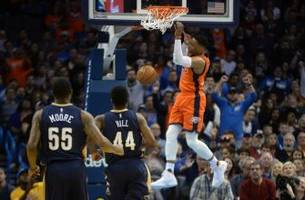 Player Grades: New Orleans Pelicans' Struggles Continue in Loss to Oklahoma City Thunder