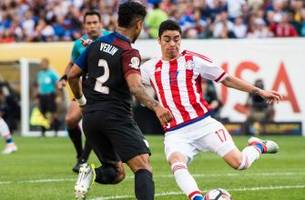 atlanta united signs paraguayan playmaker miguel almiron