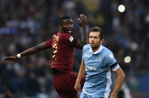 lulic's racist remarks about rudiger mar lazio-roma rome derby
