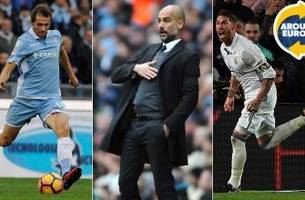 racism mars rome derby; clasico, chelsea-manchester city fallout
