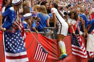 2016 uswnt - blame it on the rio olympics- should have this team been there?  part 2- kiss ratings
