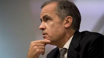 carney warns about popular disillusion with capitalism