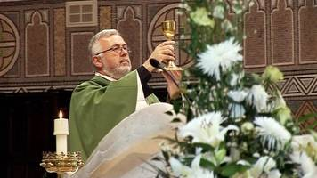 fr hugh kennedy questioned about sex assault claim