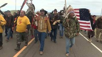 North Dakota Tribes, Activists Win After US Denies Permit Needed To Complete Dakota Access Pipeline