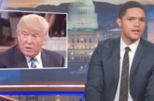 trevor noah: 'authoritarian figures' like trump want us to stay divided