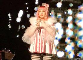 Madonna Covers Britney Spears' 'Toxic', Turns It Into an Anti-Donald Trump Anthem