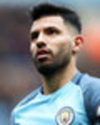 Man City star Sergio Aguero receives four-match ban after Chelsea red card
