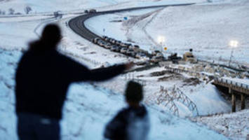 u.s. government blocks dakota access oil pipeline route