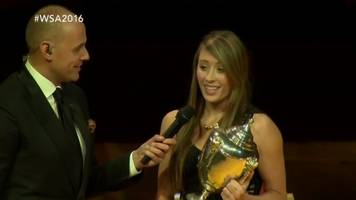 olympic taekwondo gold medallist jade jones on being bbc cymru wales sports personality 2016