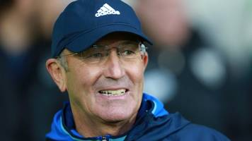tony pulis: west brom manager hopes early-season form will help attract players
