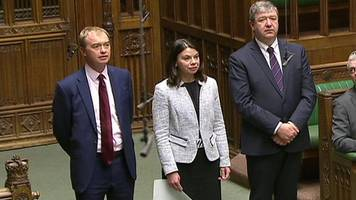richmond park lib dem mp sarah olney sworn into commons