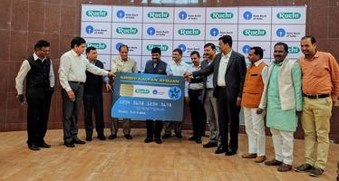 ruchi soya launches 'kisan kalyan ayojan' in partnership with sbi