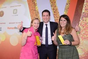 Crown Hong Kong Sweeps Two Gold Awards at HR Vendors of the Year 2016