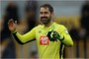 everyone is on the same page, says derby county keeper after...