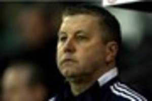 former derby county midfielder to leave wales job