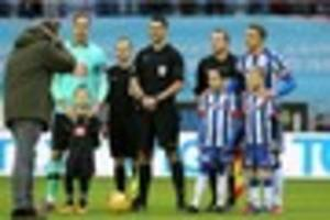 wigan skipper stephen warnock wanted to prove point to derby...