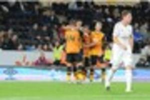 fa cup draw pits hull city against swansea city in third round