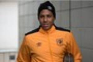 hull city's abel hernandez needs surgery on hernia problem