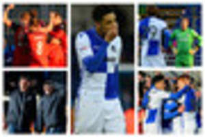 bristol rovers 1 barrow 2: crisis of confidence, all change in...