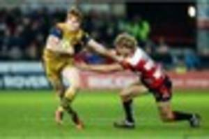 gloucester pack take the plaudits