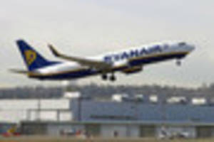 ryanair launches new ema route