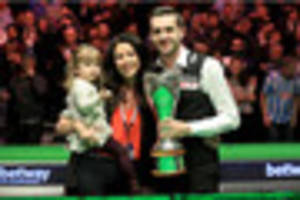 mark selby targets the triple crown after his uk championship...