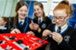 this scheme is aiming to get girls into computing so they can...