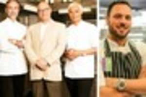 Will Gloucestershire MasterChef: The Professionals contestant...