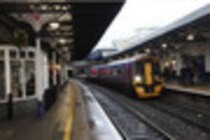 train delays on commuter route into gloucester and cheltenham