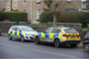 Woman arrested on suspicion of assault at Bath property in...