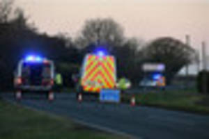 Death toll on our roads hits 60 after man, 65, killed in crash...
