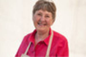 Timing confirmed for Bake Off Val's visit to Harts of Stur