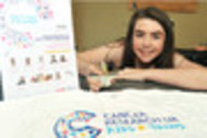 Olympic hopeful, 15, who battled cancer and bullying given...