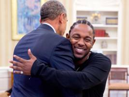 forget 2 chainz & snoop dogg, kendrick lamar throws shots at president obama [video]