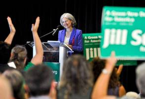 Forget Recount – Jill Stein Wants To Drain The Current Pseudo-Democracy Swamp