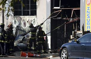 oakland fire death toll, at 33, likely to climb as investigation continues