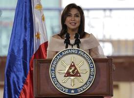 philippines vice-president resigns from cabinet over 'differences' with rodrigo duterte