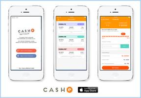 cashe launches its iphone application