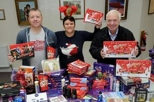 Express readers are thanked for an incredible response to our Give Some Joy This Christmas appeal