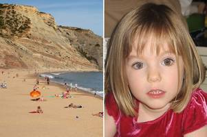 madeleine mccann brit detectives 'already working' with portuguese police on new theory toddler was 'snatched by european traffickers'