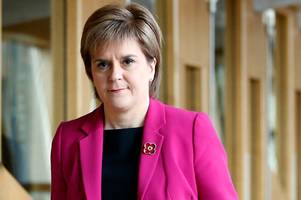Nicola Sturgeon pledges £2.5m funding boost to fight child cancer