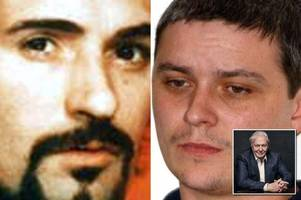 yorkshire ripper peter sutcliffe and killer ian huntley bond in jail over love of bbc's planet earth ii