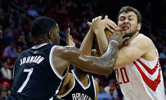 nba trade rumors: donatas motiejunas signed an offer sheet worth $37 million for brooklyn nets; will the houston rockets match the offer and keep motiejunas?