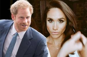 prince harry's new girlfriend meghan markle banned from royal christmas celebrations