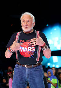 Buzz Aldrin hospitalized but becomes oldest man to reach the South Pole