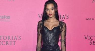 Here's a Look at The 8 Beautiful Black Models At The Victoria's Secret Fashion Show 2016