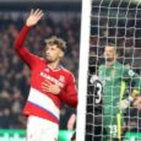 middlesbrough make hard work of getting crucial win over relegation rivals hull
